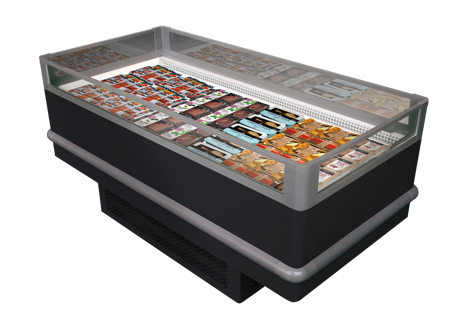 Picture for category Horizontal Display Freezer
