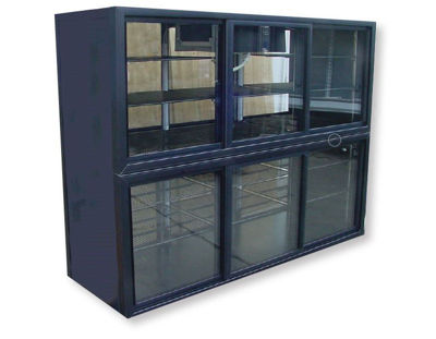 Picture of Custom Bottle Coolers and Keg Cabinets