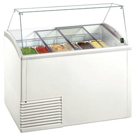 Picture for category Ice-Cream Scooping Freezer