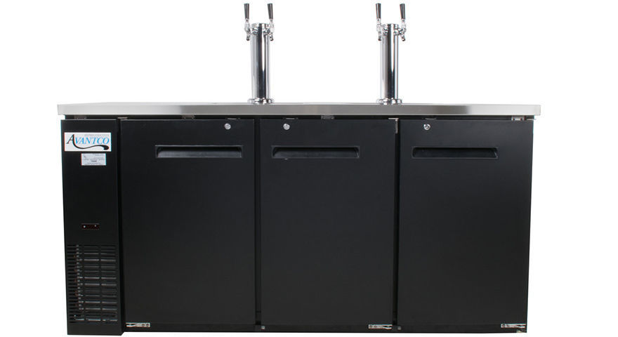 Picture of Keg Cabinets