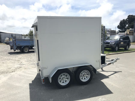 Picture for category Refrigerated Trailer Rooms